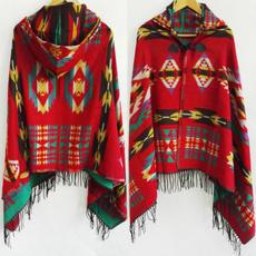 Tassels, Fashion, Coat, Tribal