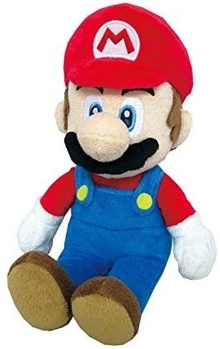 Mario, Plush, littlebuddy
