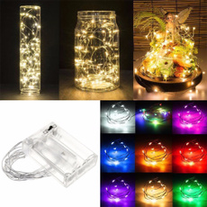 Copper, led, Christmas, decoration
