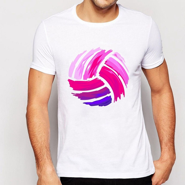 Funny, Fashion, colorfulvolleyball, Colorful