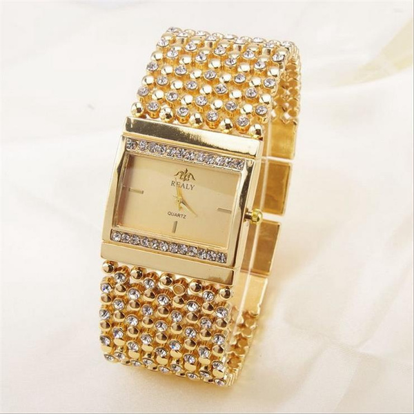 DIAMOND, silicone watch, Jewelry, squaredialwatch