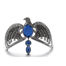 tiarasheadband, Blue Sapphire, crown, Rhinestone