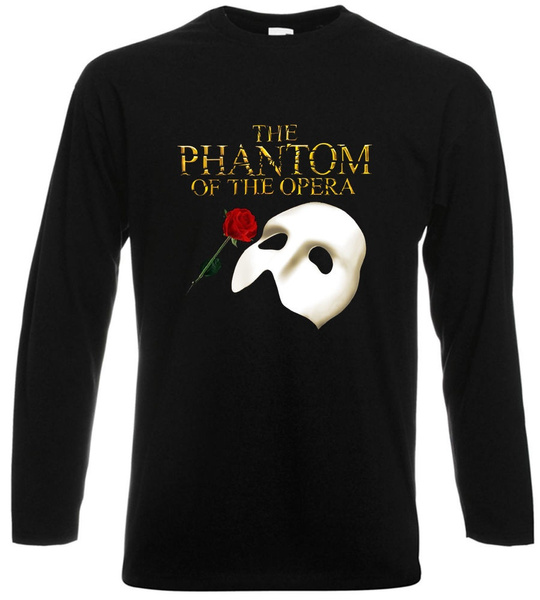 stripestshirt, Cotton T Shirt, thephantomoftheopera, Opera