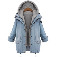 Vest, hooded, Sweatshirts, Spring