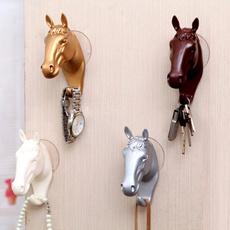clothingrack, horse, doorrack, wallhook
