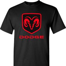 Dodge, Mens T Shirt, Fashion, Cotton T Shirt