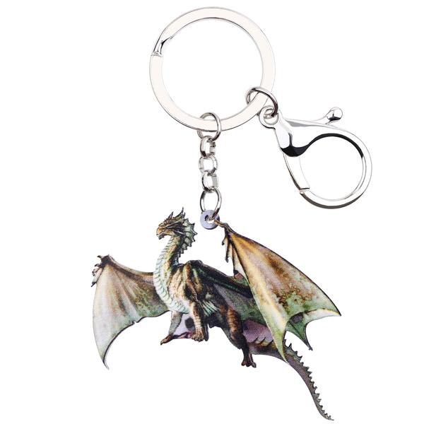 Keys, Key Chain, dragonaccessorie, Chain