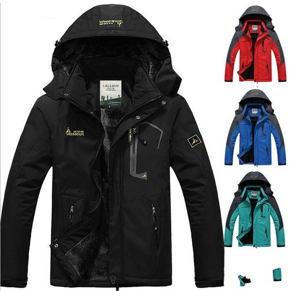 hooded, velvet, Winter, Coat