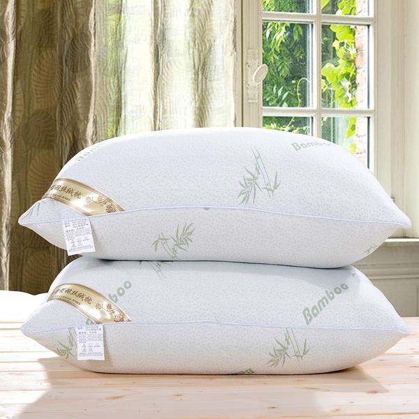 Fiber, Bed Pillows, neckpillow, Furniture