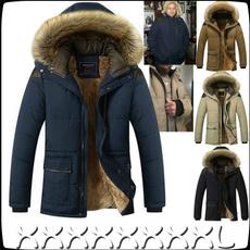 fur coat, Plus Size, Jacket, Men's Fashion