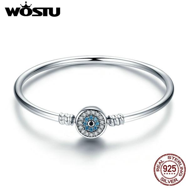 Fine Bracelets, Crystal Bracelet, blueeye, Jewelry