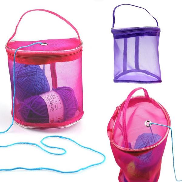 case, meshorganizer, Knitting, Totes