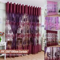 bedroomcurtain, Fashion, screenwindow, Home Decor