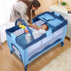 Blues, portable, safetystructure, babyplayard