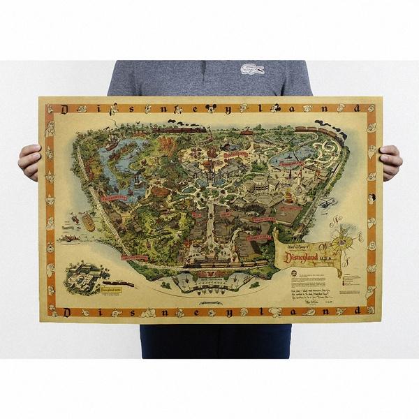Map, paperampplastic, art, paintingcore