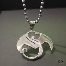 musiccharmnecklace, Jewelry, stainelsssteeljewelry, Necklace