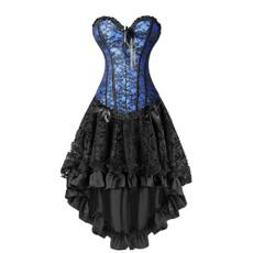 sexytightscorset, bustier dress, Corset Dress, Corset