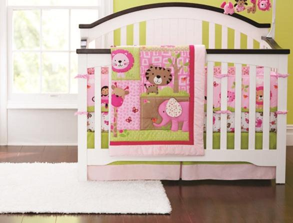 Women's Fashion, bedset, babycribbeddingset, cottonbeddingset