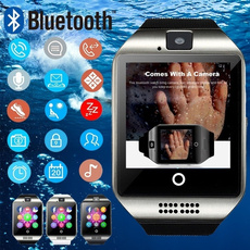 androidsmartwatch, manswatch, Touch Screen, Smartphones