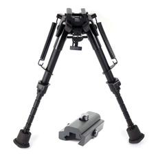 Mount, adjustablebipod