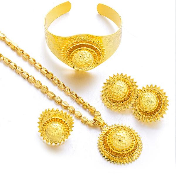 goldplated, eritreanitem, Cross Pendant, handmadechain
