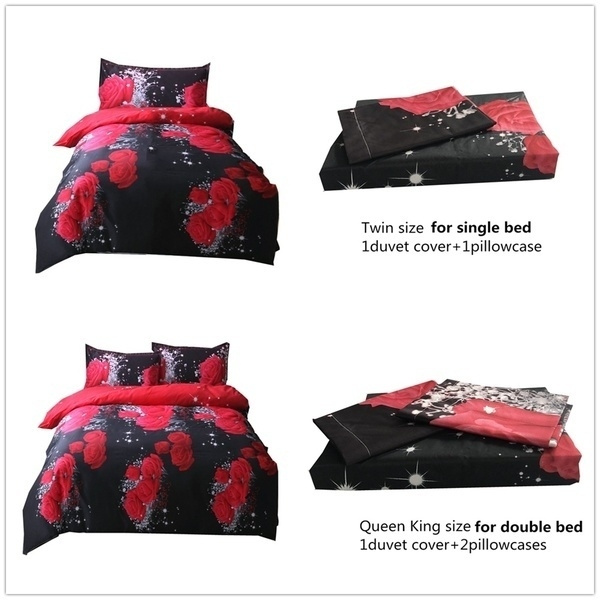 Bedding, Cover, Beds, rosebedcover