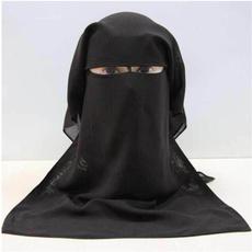 muslimfacecover, clothesshoe, musliminnercap, veilmuslimhooded