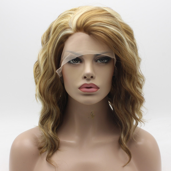 wig, Synthetic Lace Front Wigs, hair, Lace