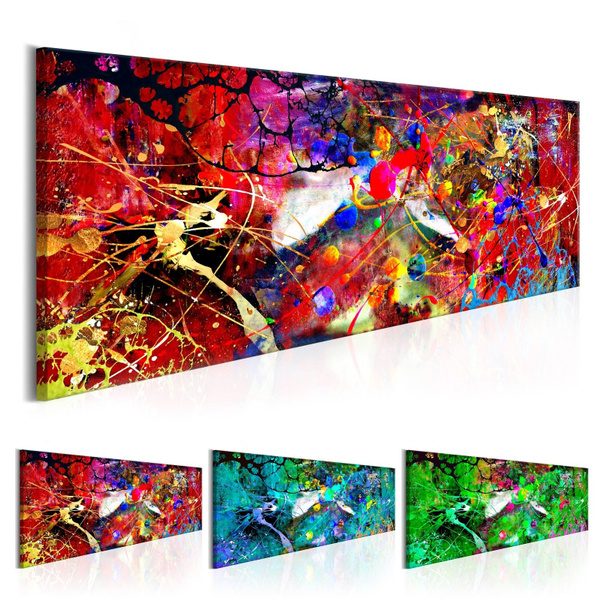 canvasart, Wall Art, Home Decor, watercolorpainting