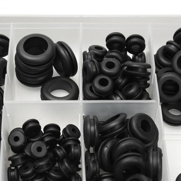 Box, spare parts, rubberoring, Tool