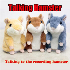 Toy, Gifts, soundrecord, talkinghamster