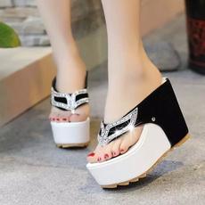 Flip Flops, Sandals, Platform Shoes, Jewelry