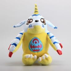 Toy, gabumon, stuffed, doll