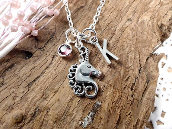 horse, Jewelry, Gifts, initial