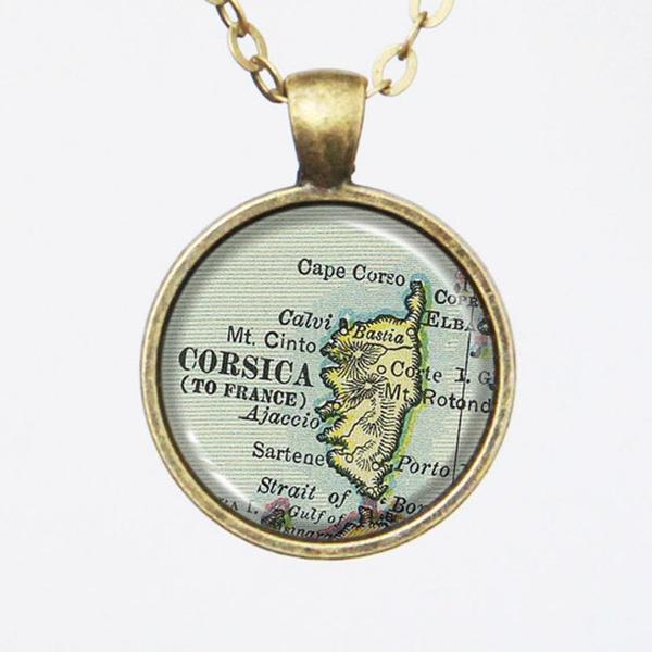 necklacepersonalize, vintagemap, Jewelry, mapcustomized