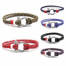 Steel, ropebuckle, Fashion, Jewelry