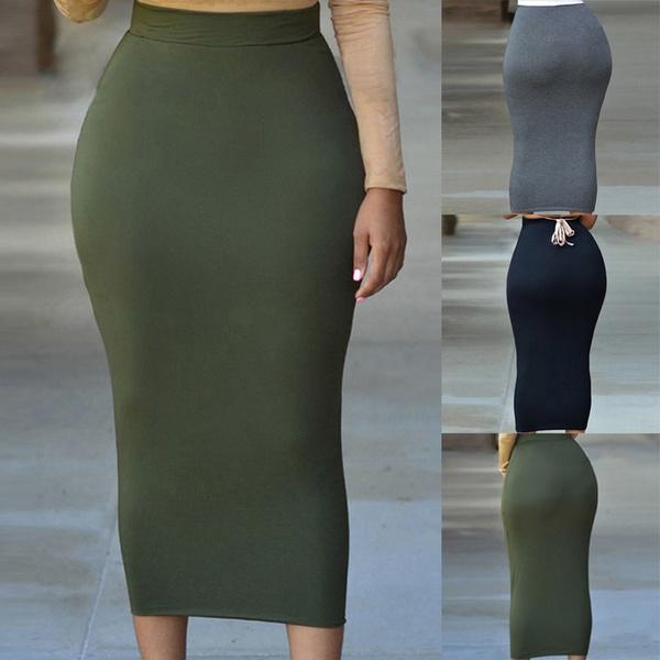 Mini, Fashion, high waist, Bottom