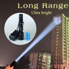 Flashlight, led, ultrabright, Waterproof