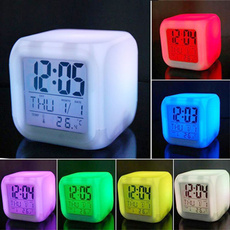 childrenclock, Gifts, Led Clock, Home & Living