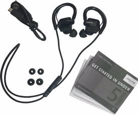 jabrastepheadset, Headset, Headphones, black