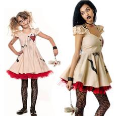 Mini, Cosplay, doll, Vestidos