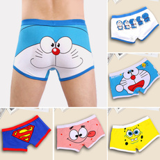 Underwear, Panties, Sponge Bob, Men