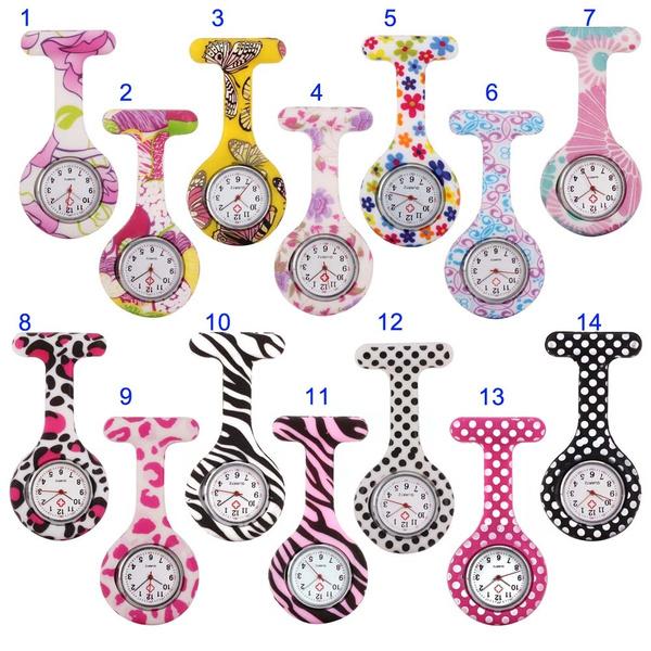 cliponnursewatche, Jewelry, doctorbroochwatche, hangingnurseswatche