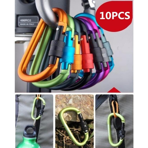 Carabiners, Outdoor, Key Chain, Outdoor Sports