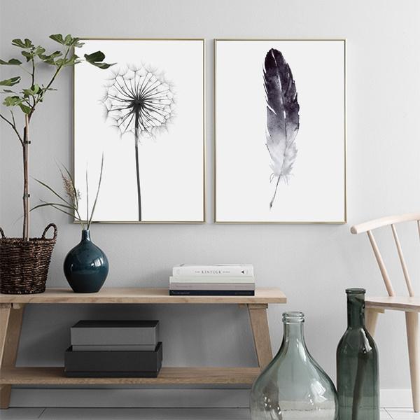 art print, decoration, Decor, Flowers