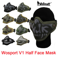 Steel, Army, Airsoft Paintball, Cover