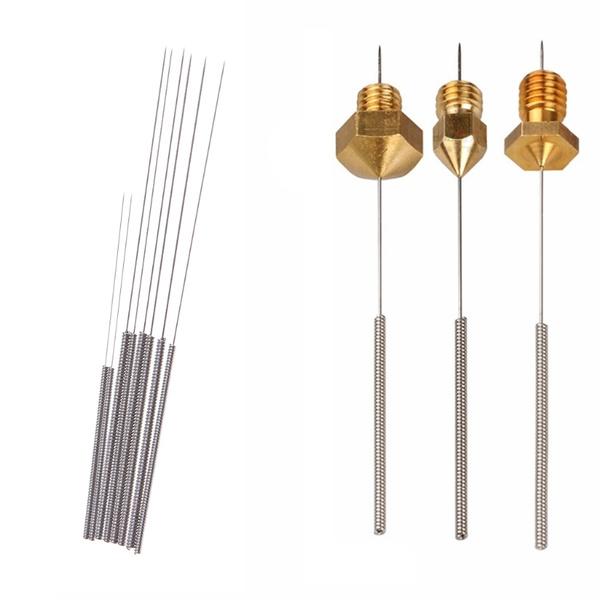 Steel, 3dprinteraccessorie, Needles, Stainless Steel