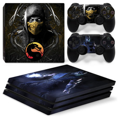Playstation, ps4prodecal, coverskinstickerforps4pro, Console