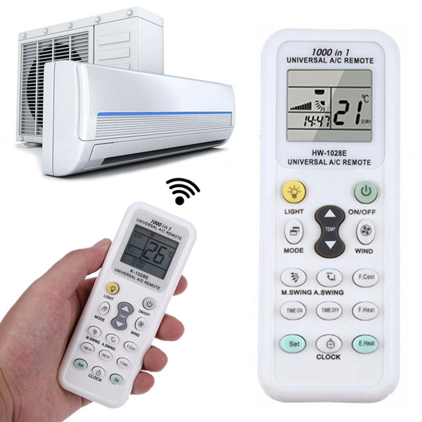 air conditioner, wirelessremotecontroller, Gadgets & Other Electronics, Remote