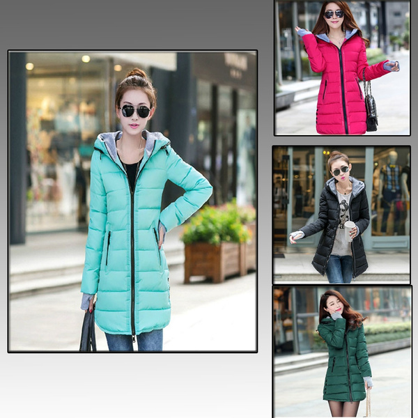 Jacket, woman fashion, Plus Size, winteroutwearwomen